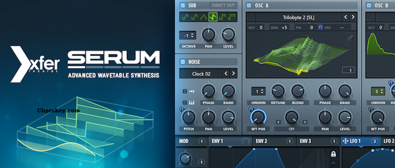 Serum VST Crack