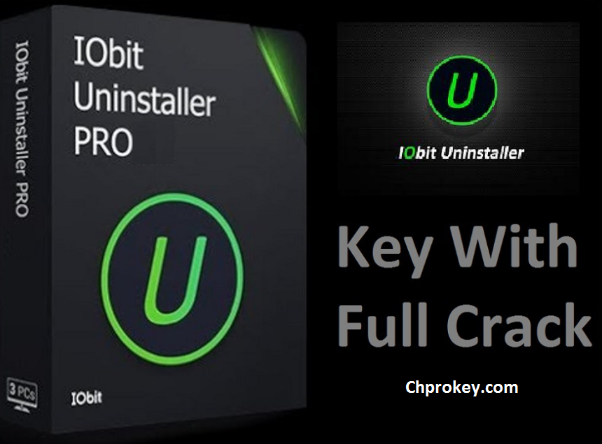 IObit Uninstaller Crack