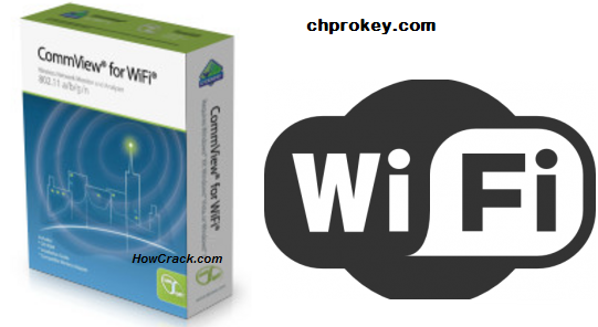CommView For WiFi 7.3.917 Crack With License Key
